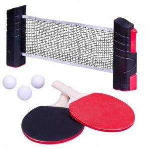 Zestaw do tenisa stołowego - 6 sztuk