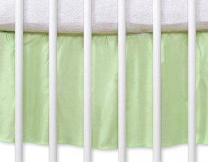 Falbanka maskująca 140x70cm- Miś Barnaba zielona