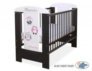 Grawer napis na łóżeczku dziecięcym nr 5017-04