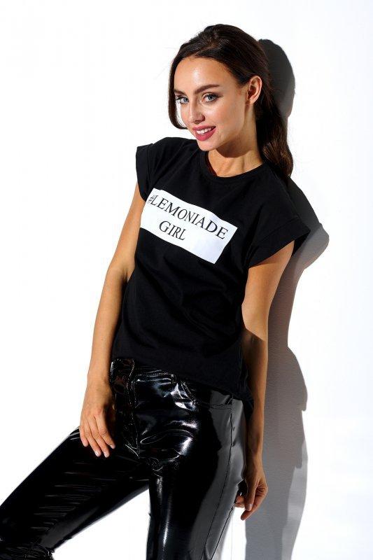 T-shirt damski #Lemoniadegirl L280
