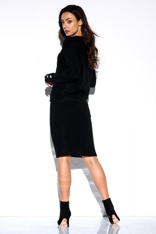 Elegancki komplet sweter i spódnica LSG118