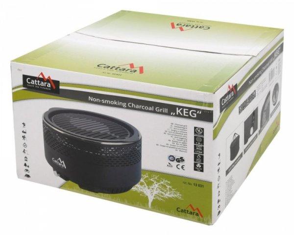 Grill węglowy stołowy KEG