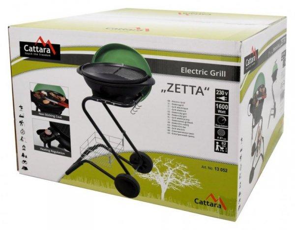 Grill ZETTA elektryczny 230V