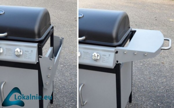 "Mobilny grill ""MASTER CHEEF"""