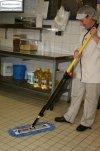 Zestaw do mycia podłogi HYGEN Pulse + 2 mopy GRATIS