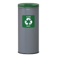 Kosz do segregacji odpadów EKO 45L szkło