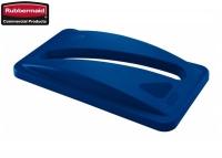 Pokrywa do koszy Slim Jim® Paper Lid Blue