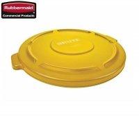 Pokrywa BRUTE® Yellow okrągła do kontenera 2632-00