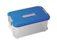 Pojemnik z rączką 9,5L niebieski