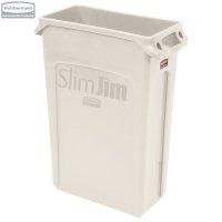 Kosz Slim Jim® With Venting 87L Beige