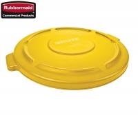 Pokrywa BRUTE® Yellow okrągła do kontenera 2643-00