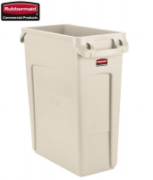 Kosz Slim Jim® With Venting 60L Beige