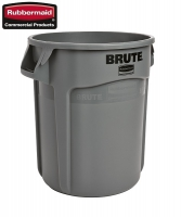 Kontener okrągły BRUTE® 37,9L Grey
