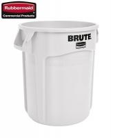 Kontener okrągły BRUTE® 37,9L White