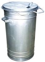 Pojemnik na odpady 80L z pokrywą