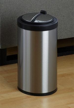 Bezdotykowy kosz na śmieci 12L