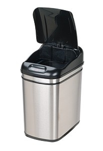 Bezdotykowy kosz na odpady 24L