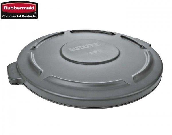 Pokrywa BRUTE® Grey okrągła do kontenera 2655-00