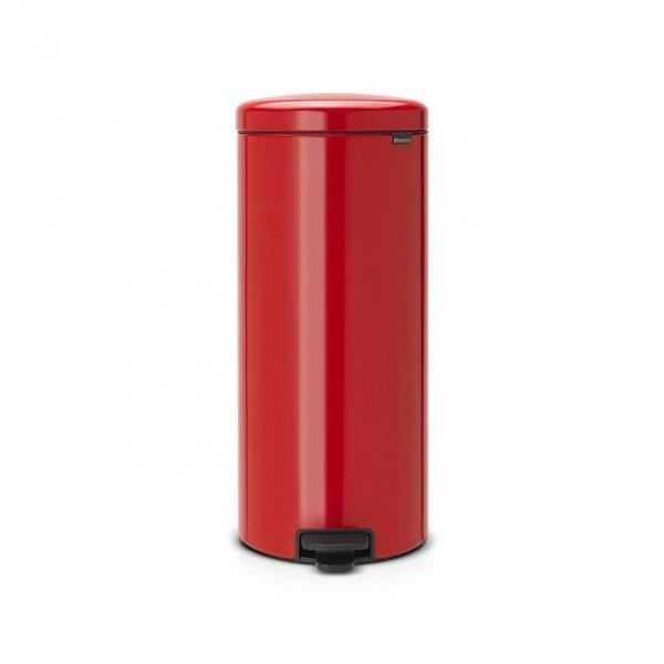 Kosz pedałowy NEWICON 30L Passion Red
