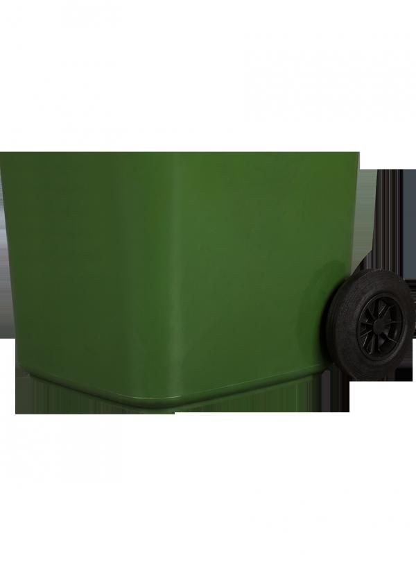 Pojemnik na odpady 240L zielony