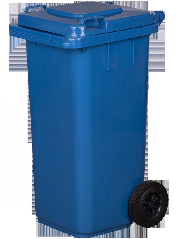 POJEMNIKI PLASTIKOWE NA ODPADY 120 LITRÓW