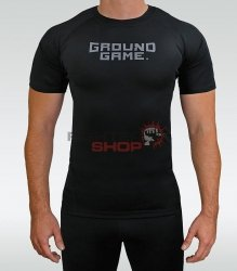 Rashguard męski ATHLETIC SHADOW Ground Game