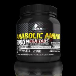 Anabolic Amino 9000 Mega Tabs Olimp Labs
