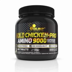 Gold Chicken-Pro Amino 9000 Mega Tabs Olimp Labs