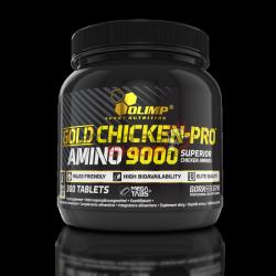 Gold Chicken-Pro Amino 9000 Mega Tabs Olimp Labs