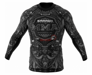 Rashguard Long Sleeve COBRA Smmash
