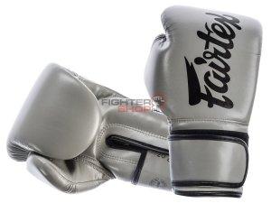 Rękawice bokserskie BGV14 MICROFIBER RED Fairtex