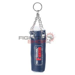 Breloczek do kluczy worek bokserski Professional Fighter