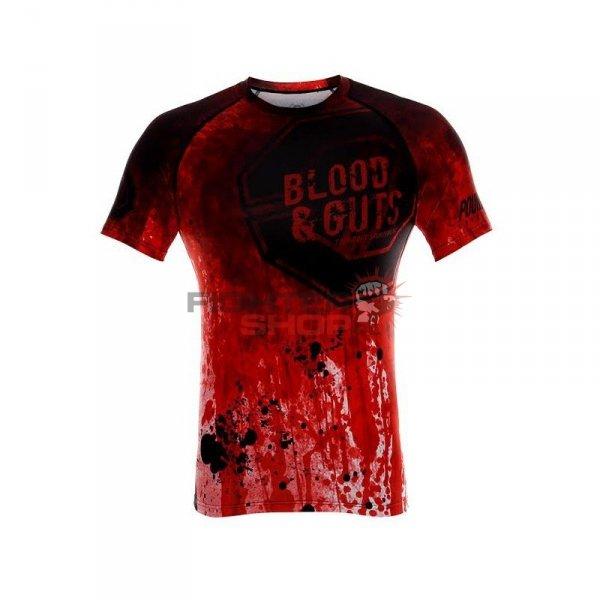Rashguard męski BLOOD & GUTS Poundout