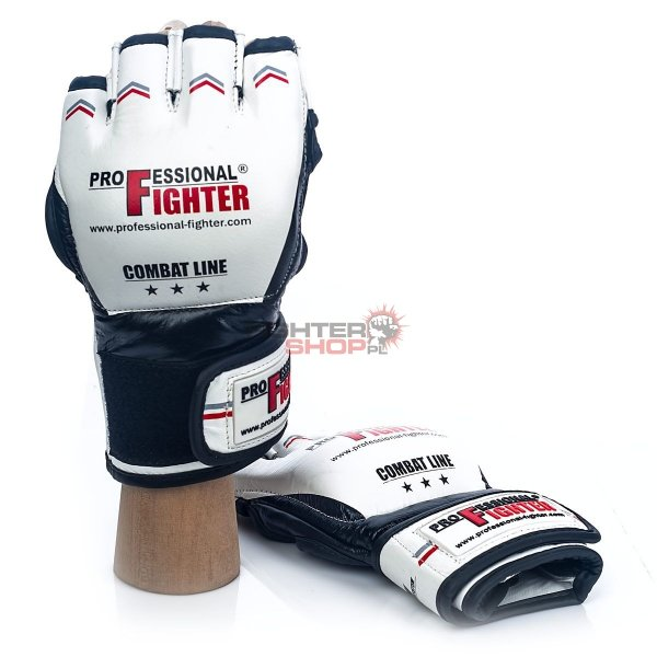 Rękawice do MMA COMBAT LINE Professional Fighter