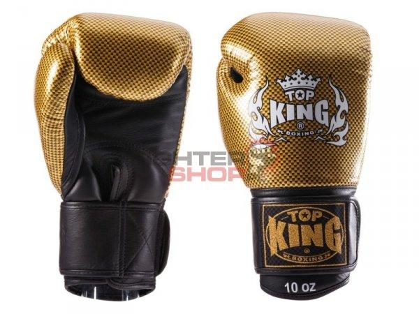 Rękawice bokserskie TKBGEM-02GD EMPOWER CREATIVITY Top King