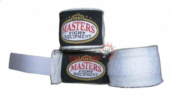 Bandaże bawełniane BB-4 4 m Masters