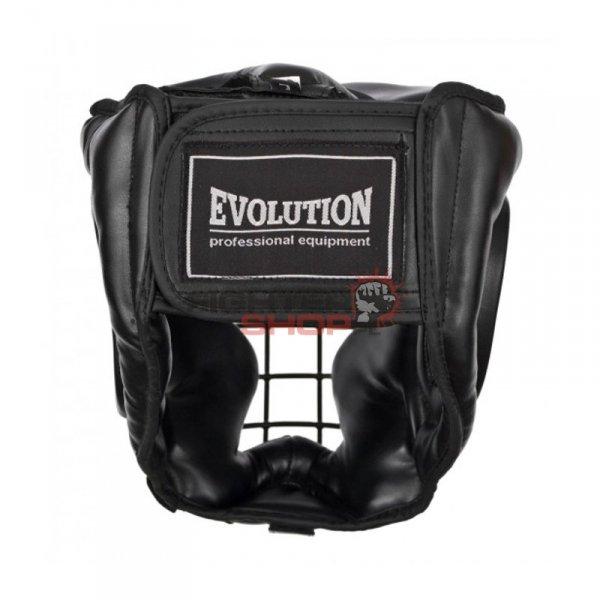 Kask treningowy z kratą Evolution