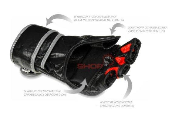 Rękawice do MMA E1V4 BUSHIDO