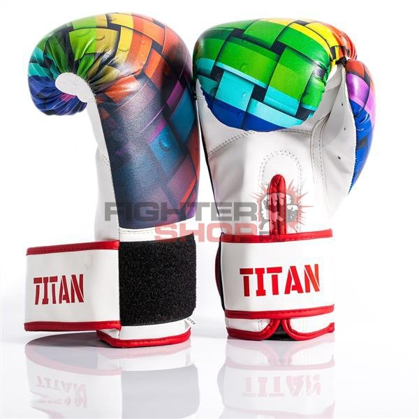 Rękawice bokserskie TITAN Dragon