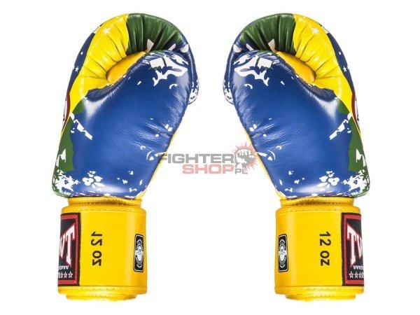 Rękawice bokserskie FBGV-44BZ Twins