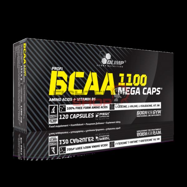 BCAA Mega Caps Olimp Labs