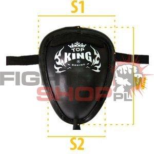 Ochraniacz krocza suspensor tajski TKGGP (ST) Top King