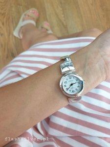 Zegarek ze srebra kod 176