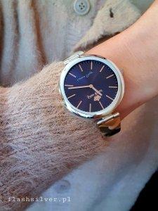 Zegarek ze srebra Kod G02 PREMIUM