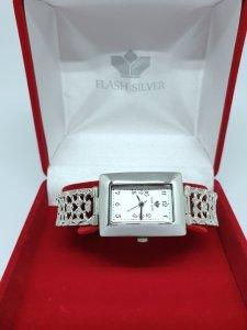 Zegarek ze srebra kod 501