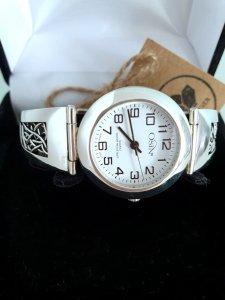 Zegarek ze srebra kod 17