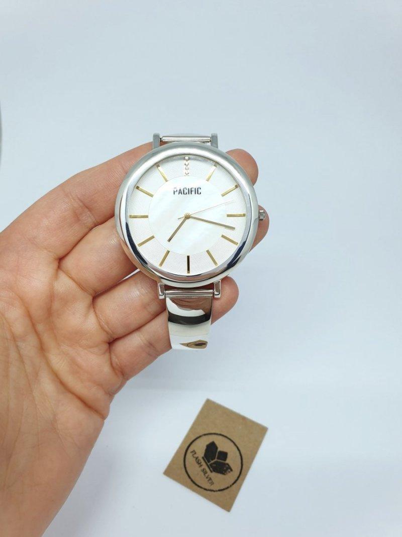 Duży Zegarek ze srebra kod 891
