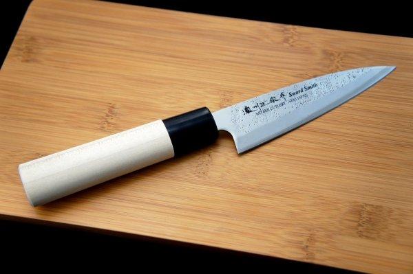 Nóż uniwersalny 12 cm Satake Nashiji Natural