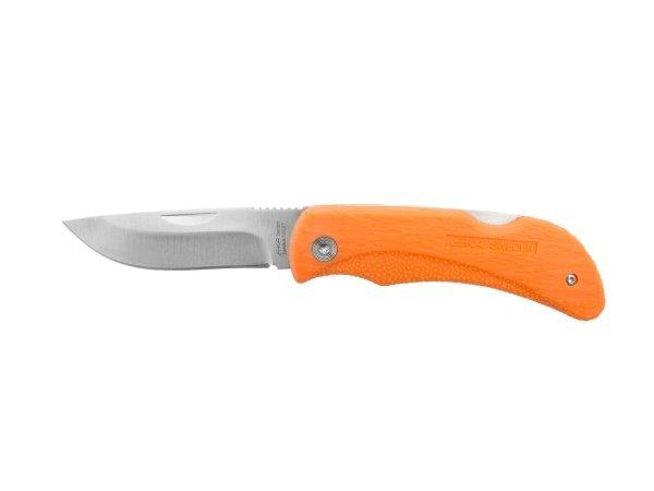 Nóż Eka  Swede 8 pomarańczowy