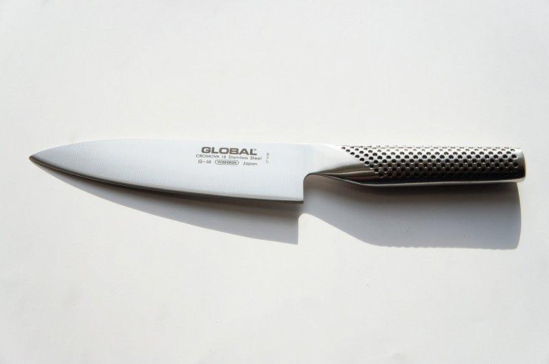 Nóż szefa kuchni 16 cm Global G-58